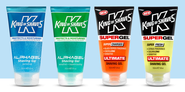King of Shaves Shaving Gels