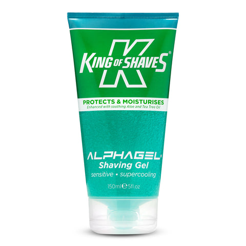 King of Shaves Shave Gel SuperCooling (150ml / 5fl.oz)