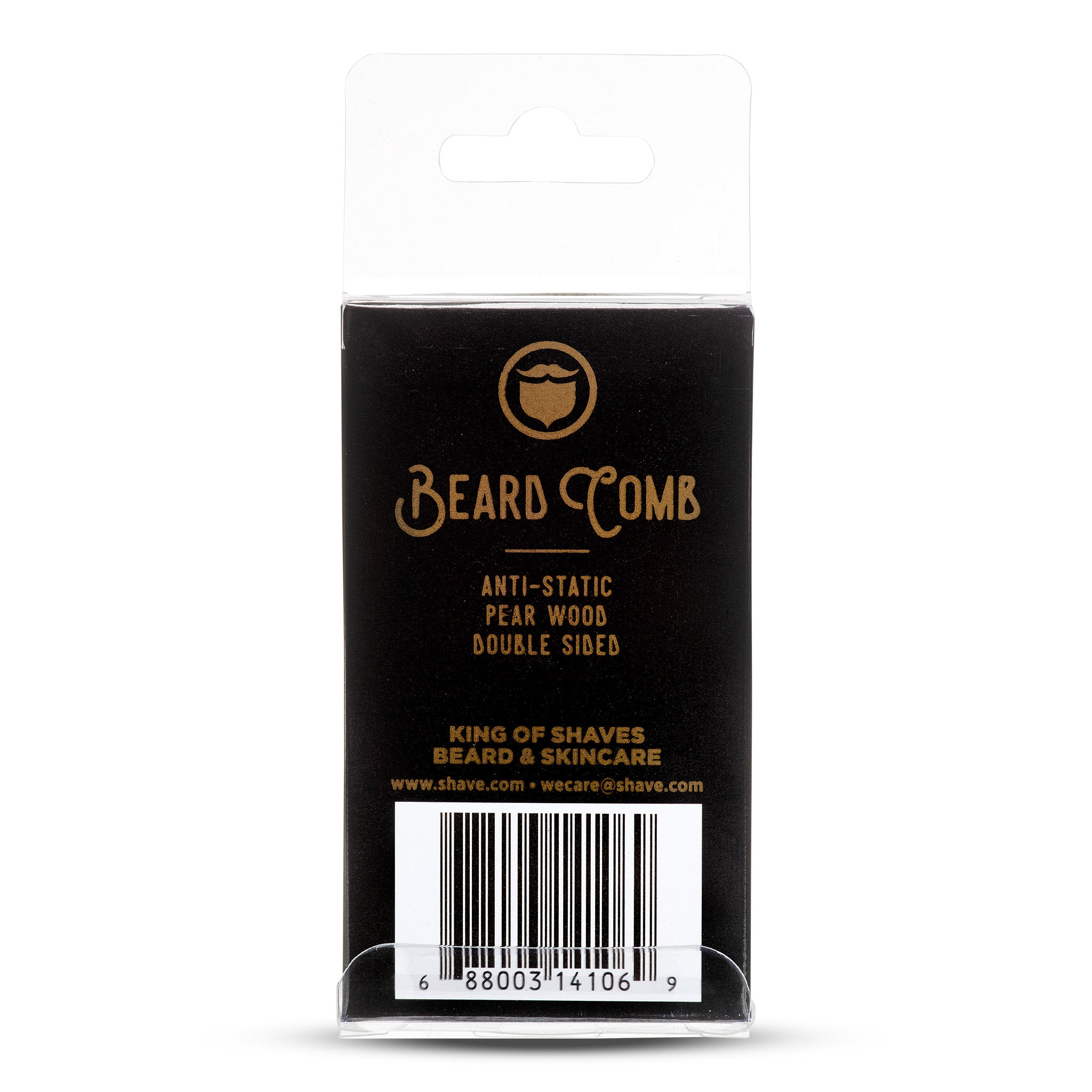 Beard & Moustache Comb