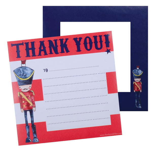 Sale - Soldier Thank You - Floss and Rock