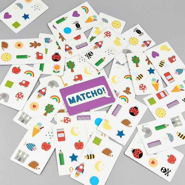 Card Game Matcho