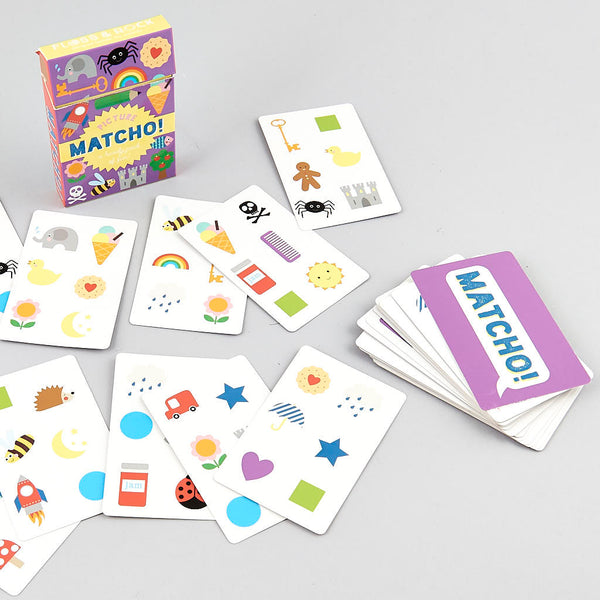 * NEW * Card Game Matcho