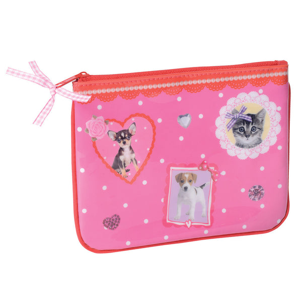 Sale - Cuties Cosmetic Bag - Floss and Rock