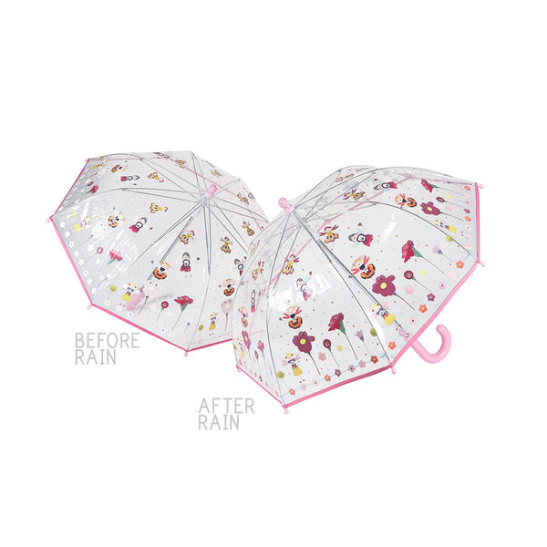Magic Umbrellas - * NEW * Colour Changing Umbrella Petal Fairy - Floss and Rock