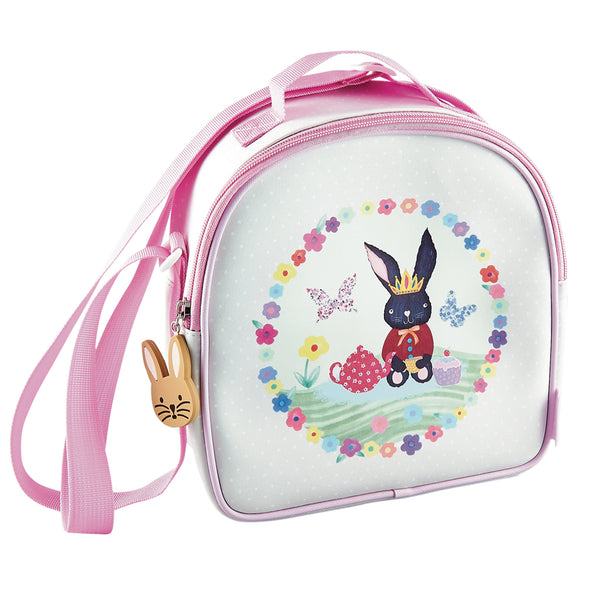 Lunch Bag with Detachable Strap Bunny