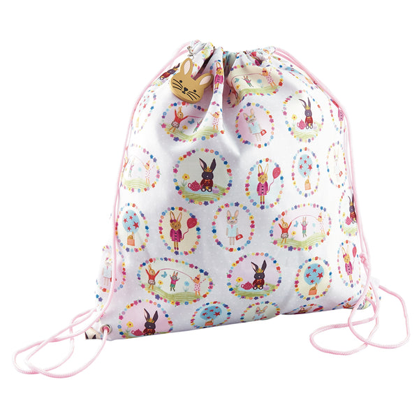 Kit Bag with Drawstrings Bunny