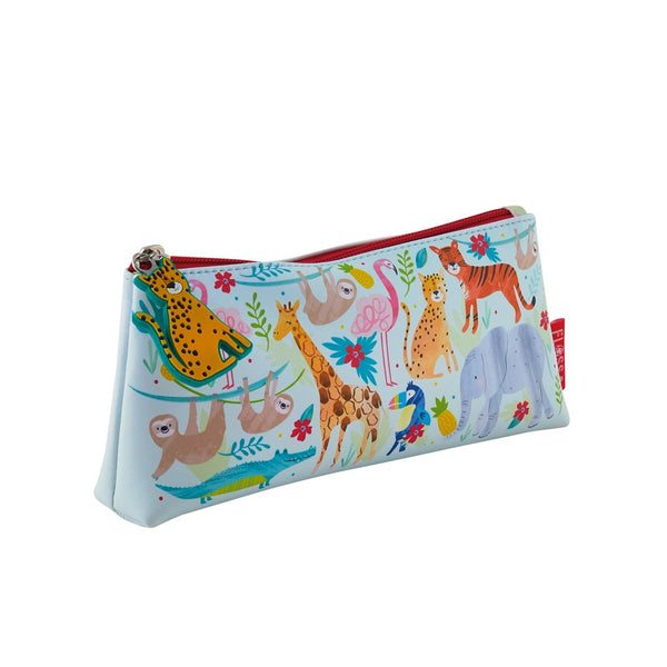 Jungle Pencil Case