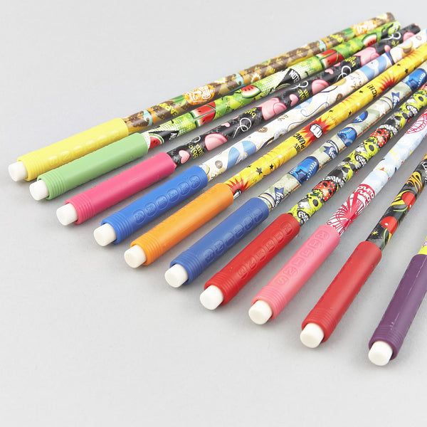 Snifty® Pencils with Scented Topper and Eraser