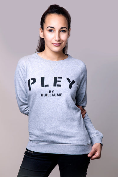 Sweat-shirt Femme PLEY By Guillaume