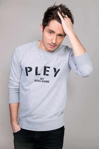 Sweat-shirt Homme PLEY By Guillaume