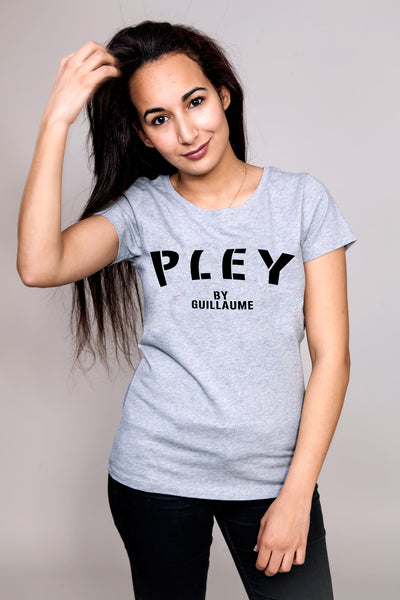 Tee-Shirt Femme PLEY By Guillaume