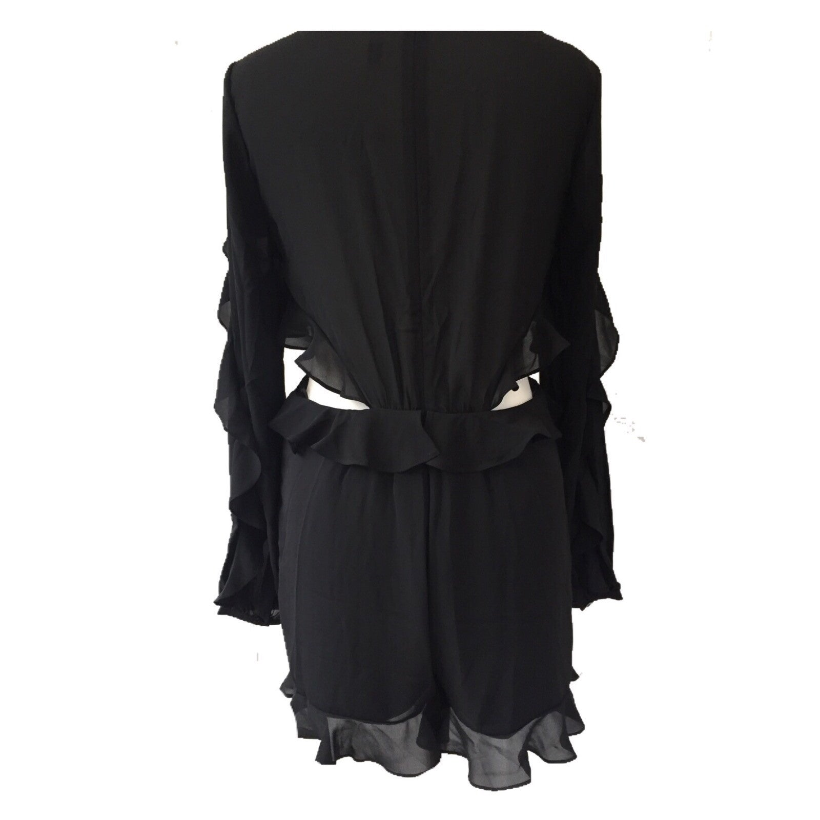 Sadie Playsuit - Black