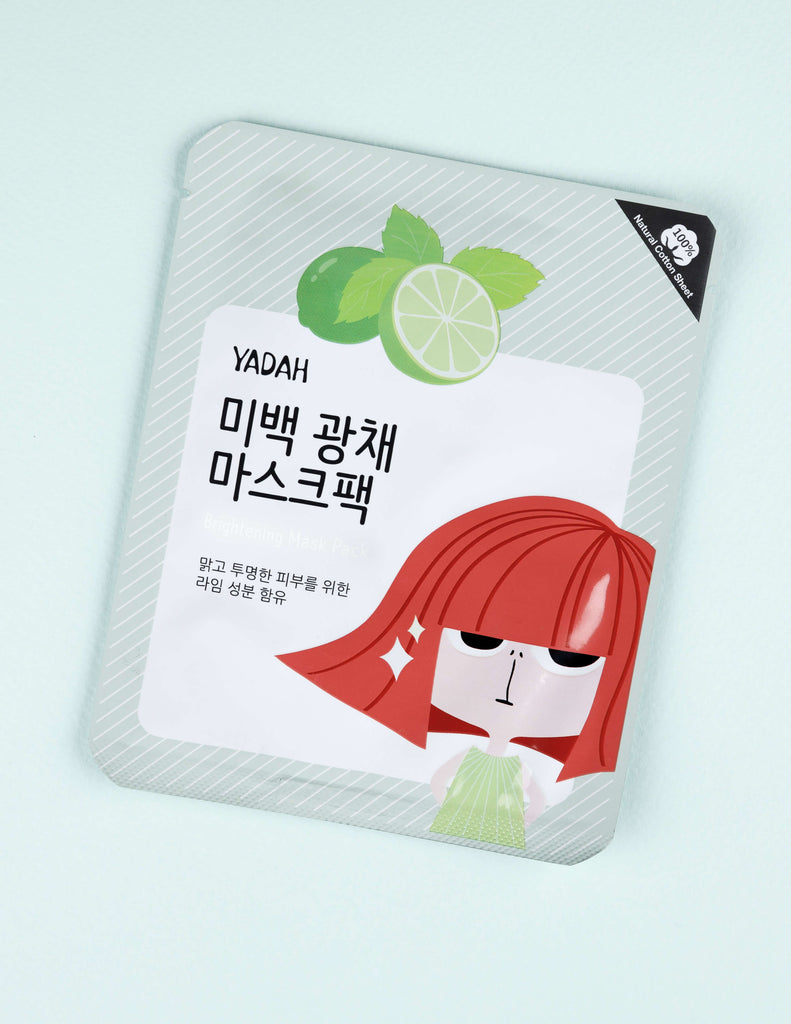 Brightening Mask Pack 1pc