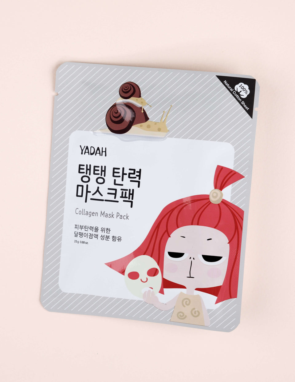 Collagen Mask Pack 1pc