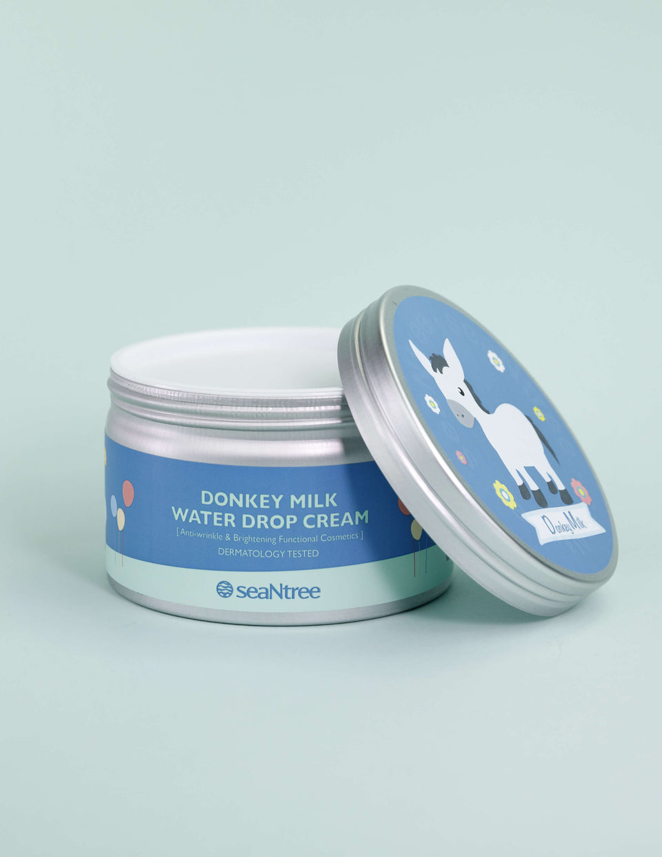 Donkey Milk Water Drop Cream 200ml