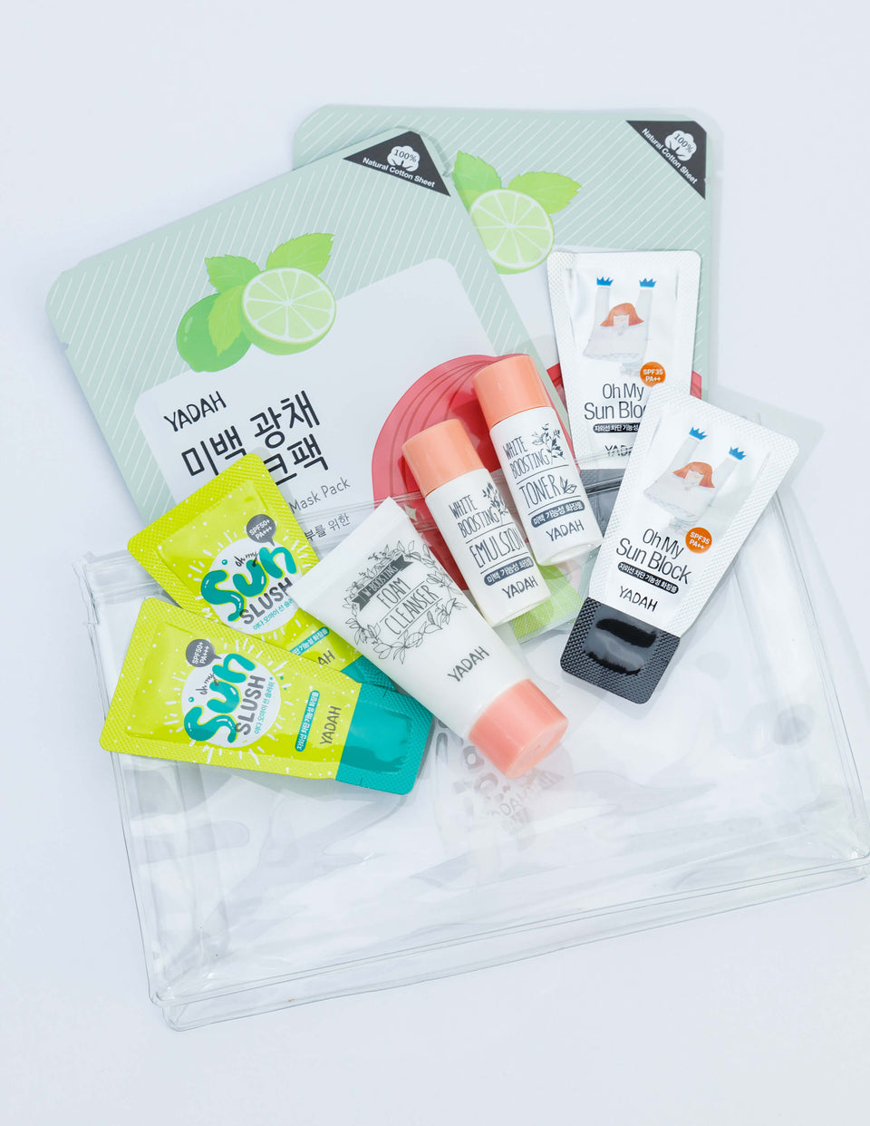 Whitening Kit (9pcs)