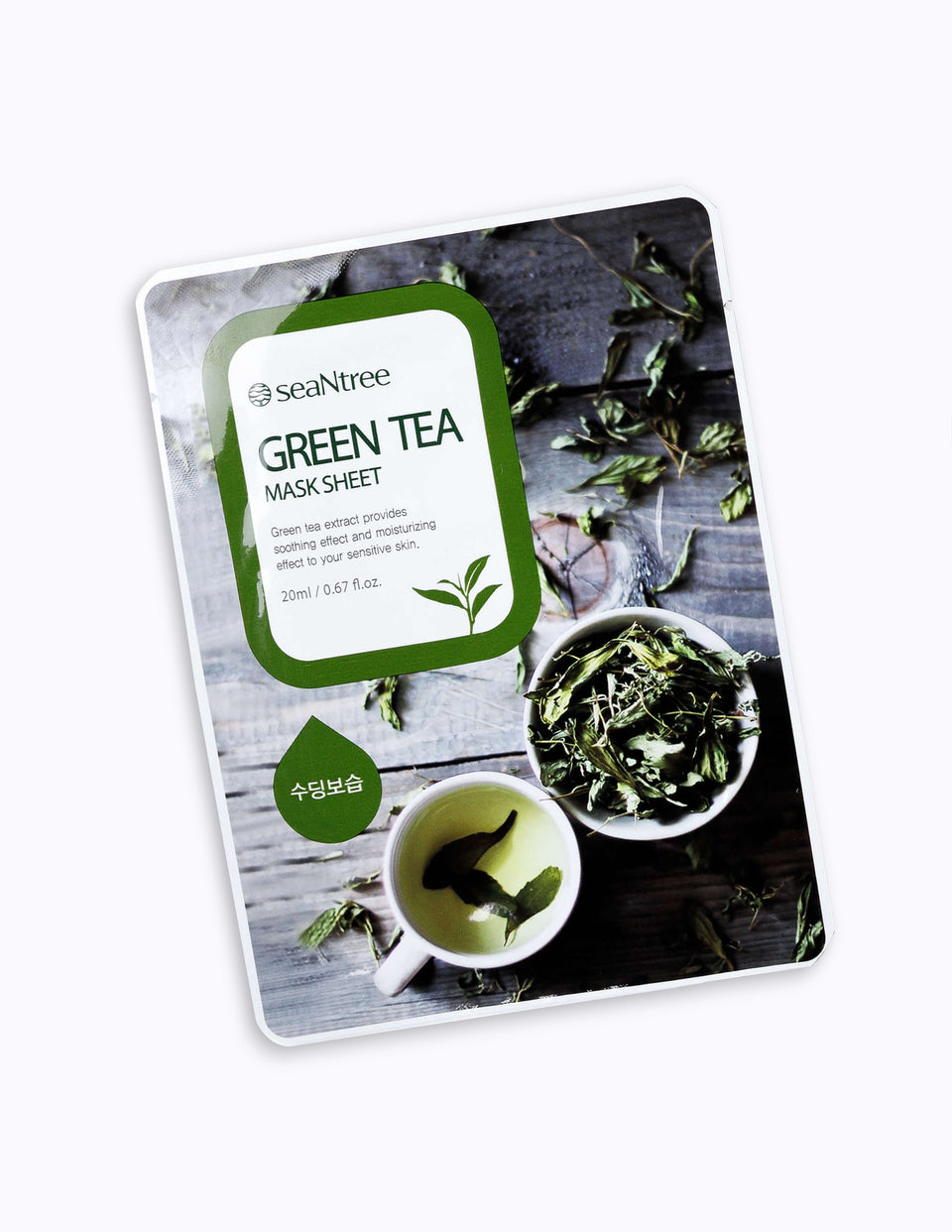 Green Tea Mask Sheet 1pc