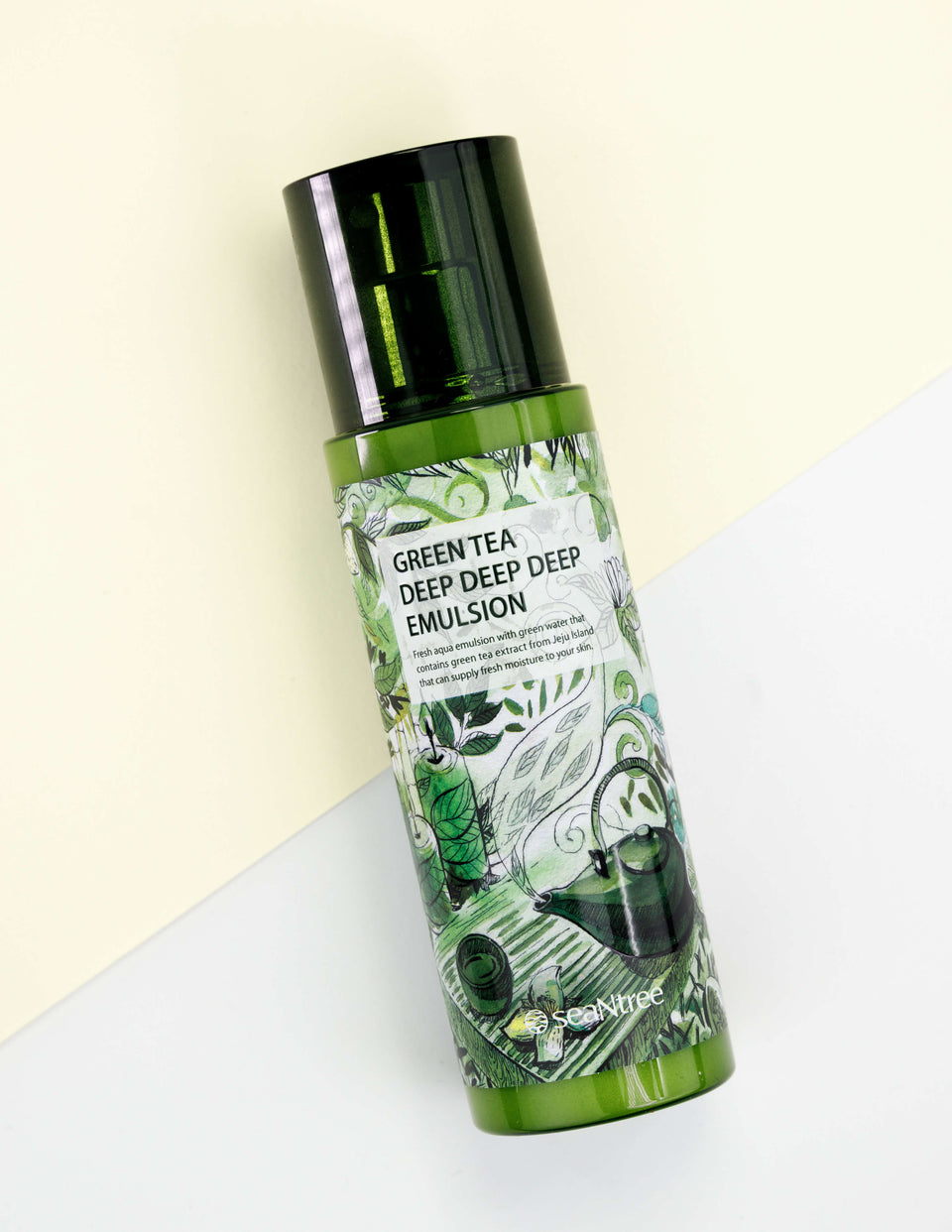 Green Tea Deep Deep Deep Emulsion 180ml