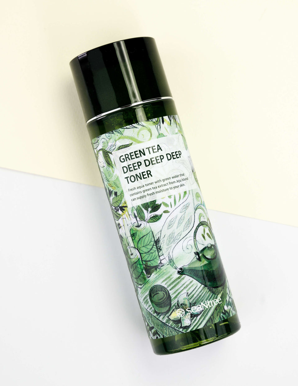 Green Tea Deep Deep Deep Toner 180ml