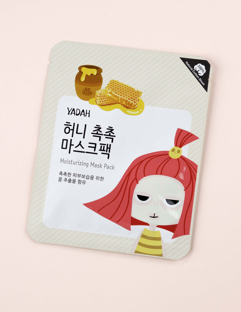 Moisturizing Mask Pack 1pc