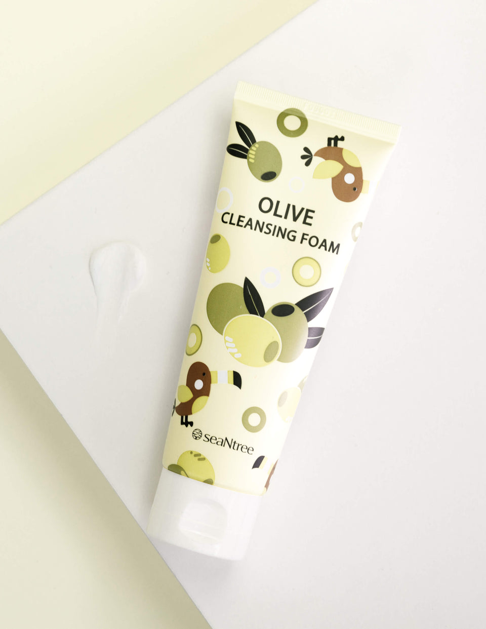 Olive Cleansing Foam 120ml