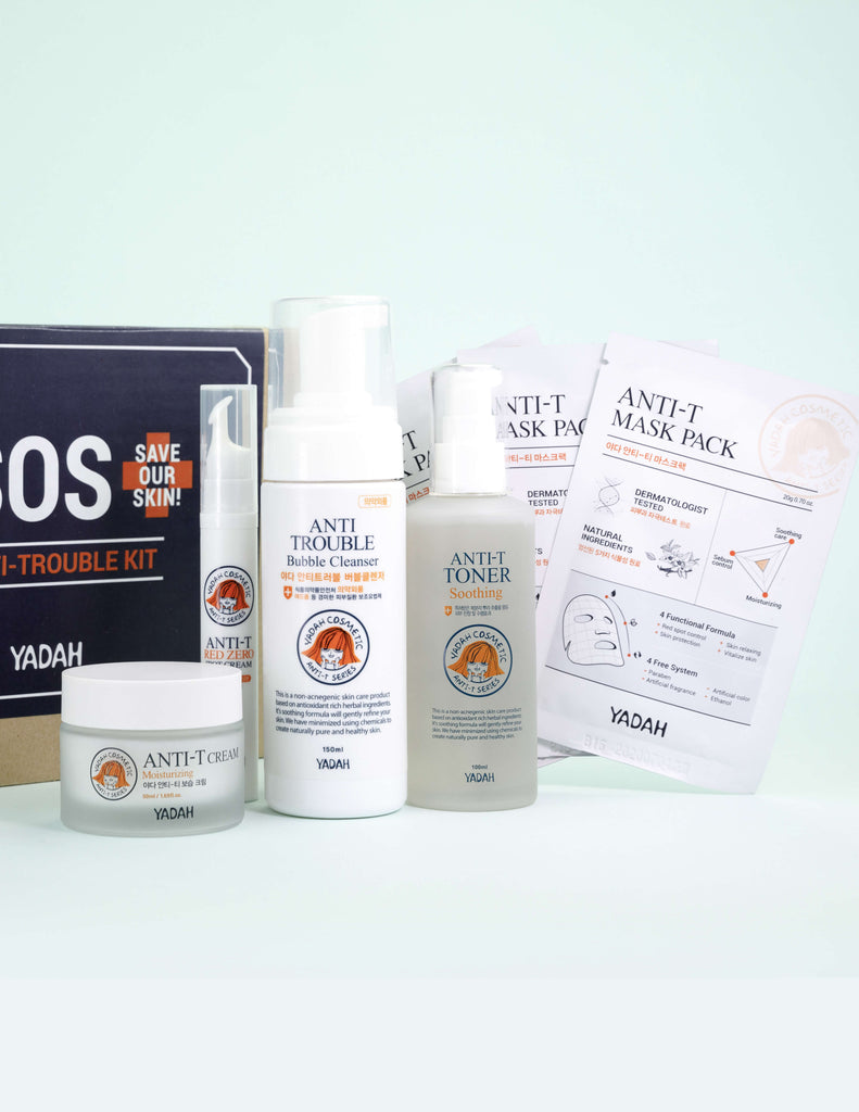 #SOS Anti-Trouble Kit