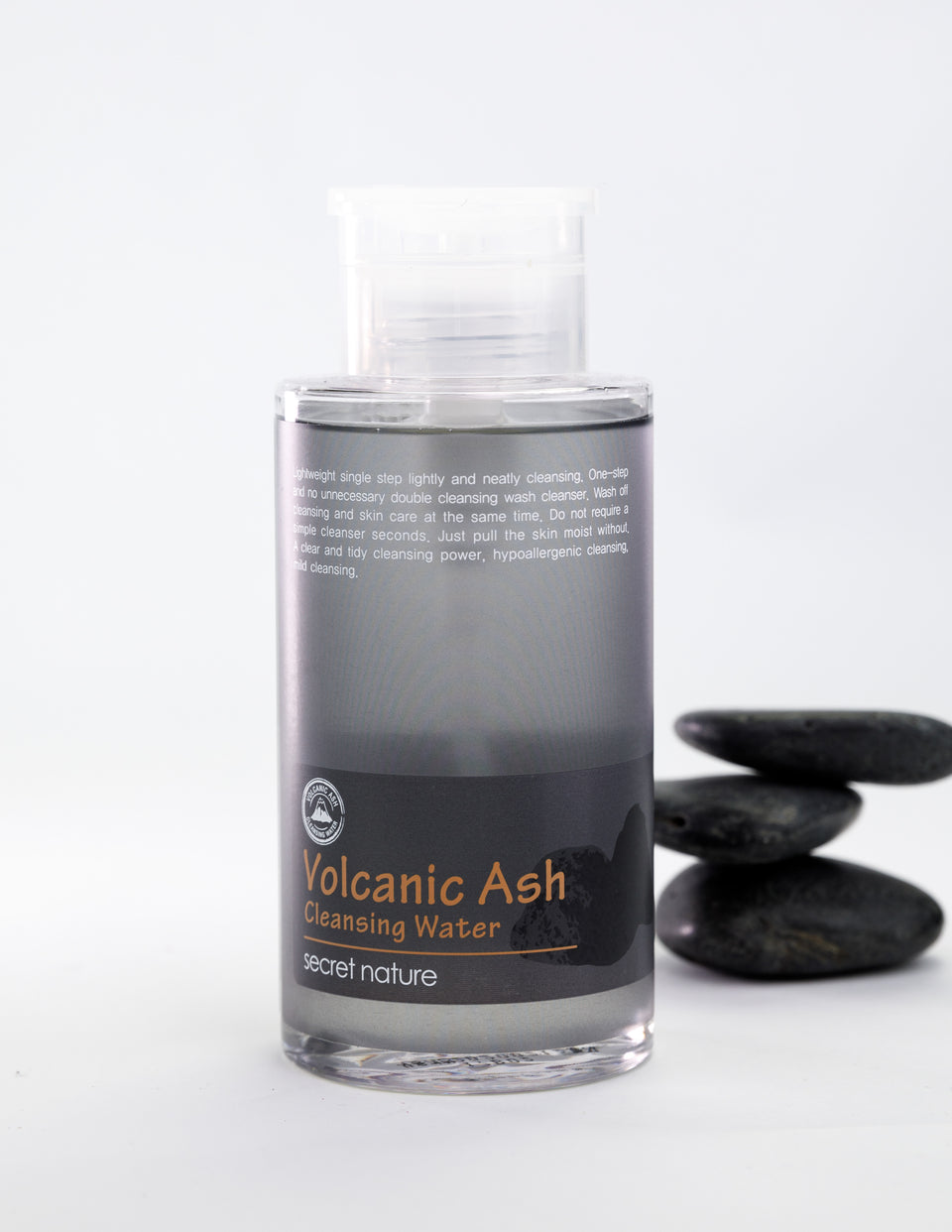 Volcanic Ash Cleansing Water 300ml