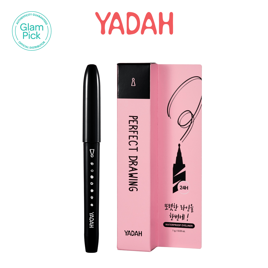 YADAH Perfect Drawing 01 Easy Liner Black