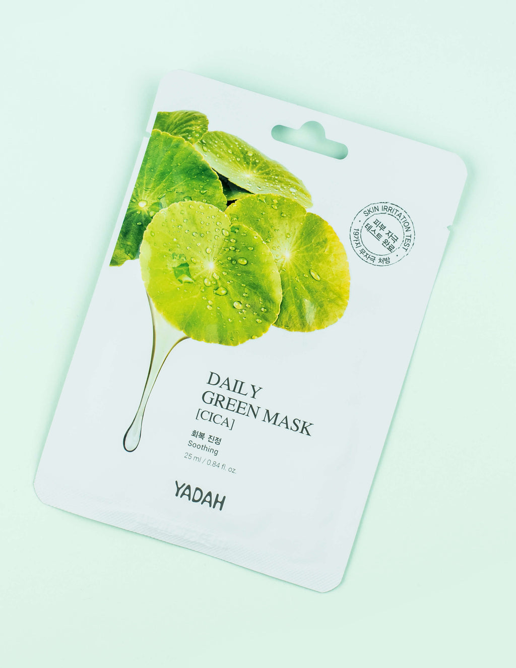 Daily Green Mask - Cica