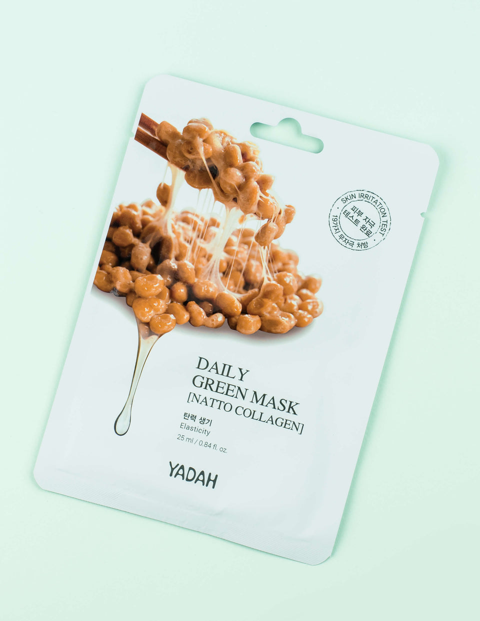 Daily Green Mask - Natto Collagen