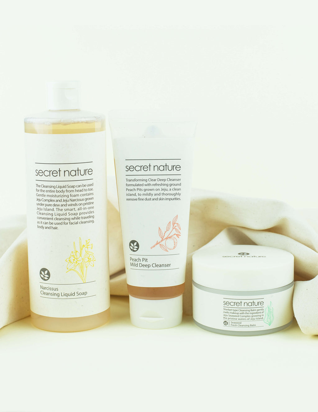 Head-to-Toe Cleansing Set