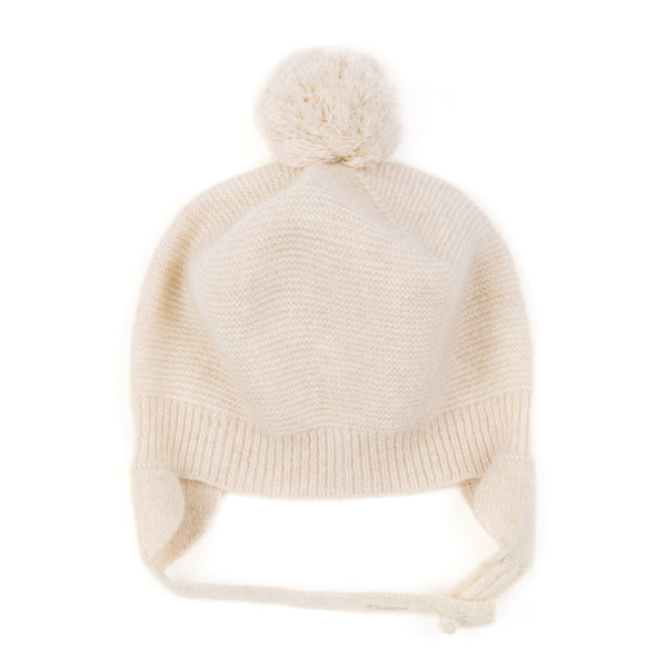 100% cashmere baby hat