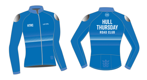 2020 Le Col Ladies Pro Winter Jacket - Hull Thursday