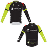 AERO Long Sleeve Jersey - SDB