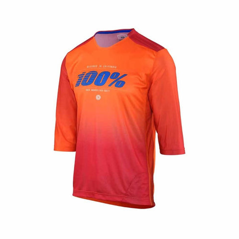 MAILLOT ALL MOUNTAIN 100% AIRMATIC (BLAZE ORANGE)