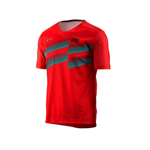 MAILLOT ALL MOUNTAIN 100% AIRMATIC (ROJO)