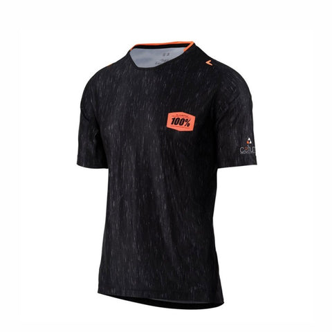 MAILLOT ALL MOUNTAIN 100% CELIUM (HEATHER BLACK)