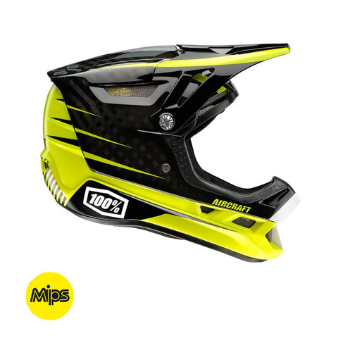 CASCO DESCENSO 100% AIRCRAFT CON MIPS (BASETECH)