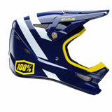CASCO DESCENSO/BMX/ENDURO 100% STATUS (MIDNIGHT METEOR)