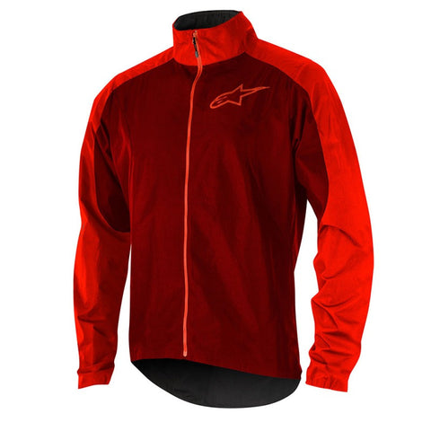 CHAQUETA ALPINESTARS DESCENDER 2 (RIO RED/ALPINESTARS RED)