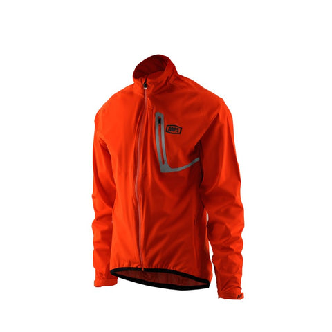 CHAQUETA 100% HYDROMATIC (ORANGE)