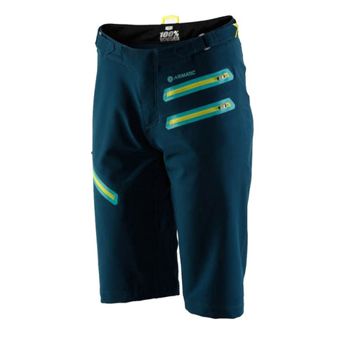 PANTALONES CORTOS CHICA 100% AIRMATIC (FOREST GREEN)