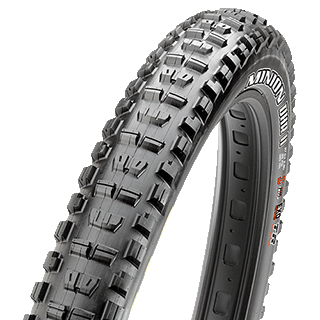 MINION DHR II Plus EXO KV 27.5 X 2.80 TUBELESS READY
