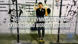 Gymnastic Rings Workout Exercises for Beginners