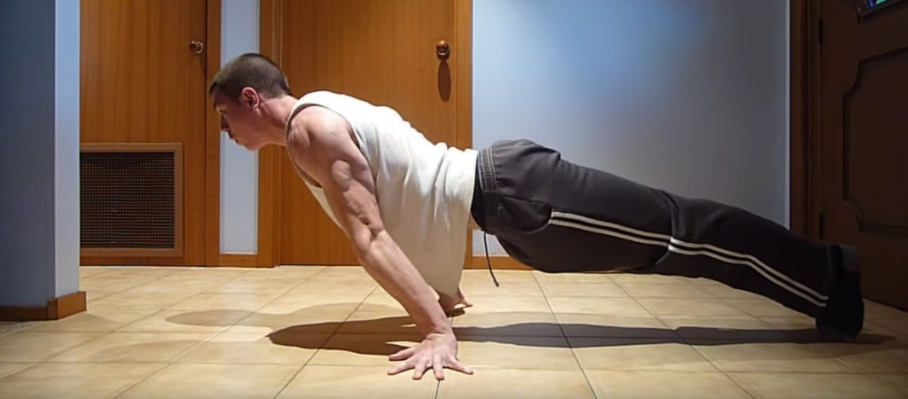 Beginner's Calisthenics Workout Program