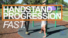 The Fastest Handstand Training Progression Program