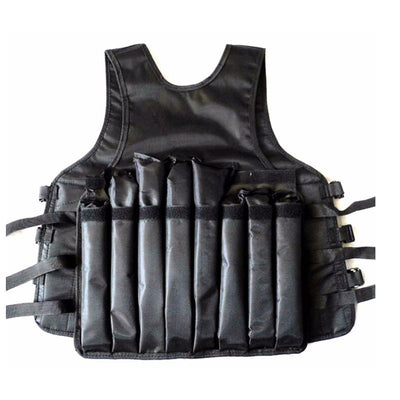 10kg Weight Vest - Adjustable Weighted Training Jacket