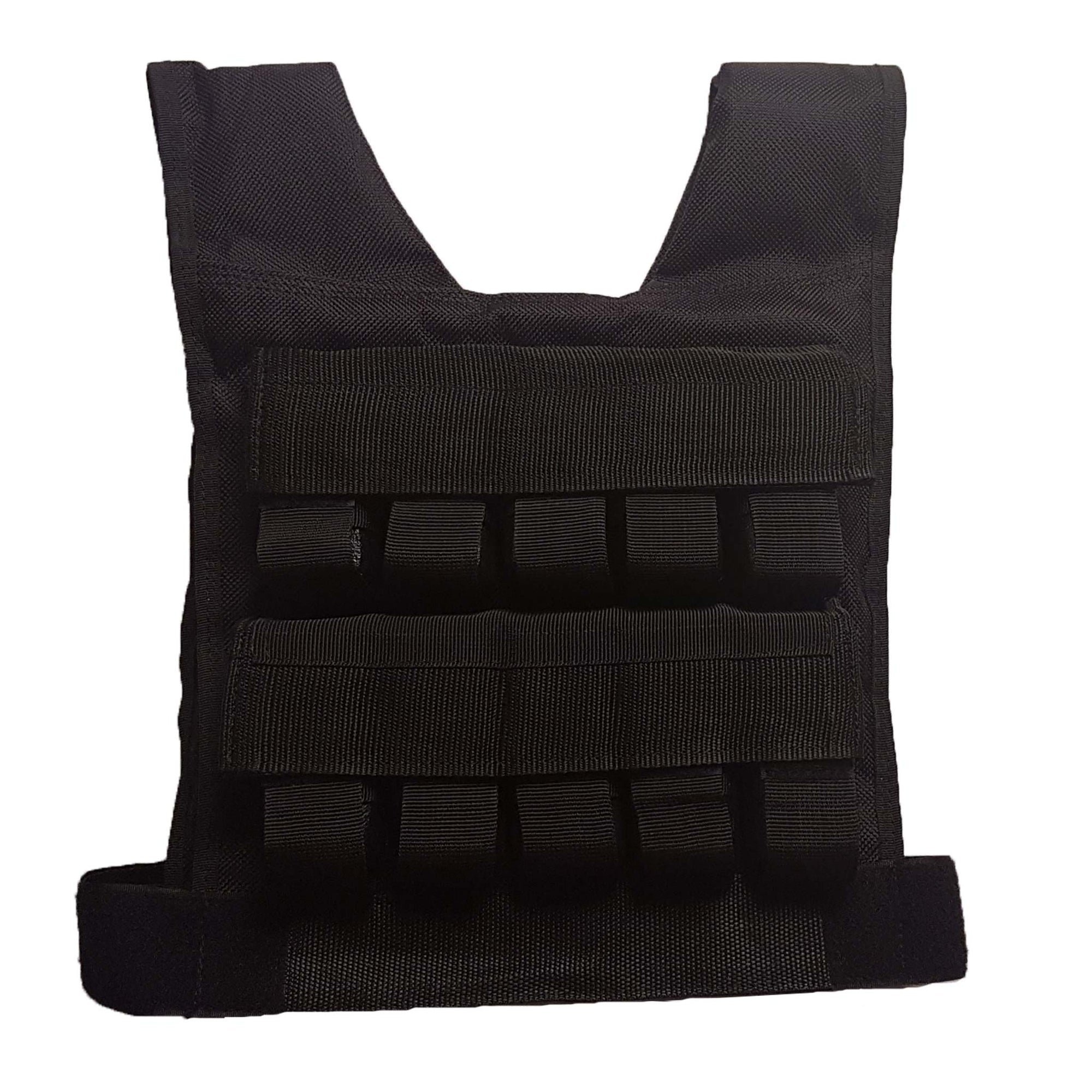 20kg Weighted Vest - Adjustable Weight Training Jacket