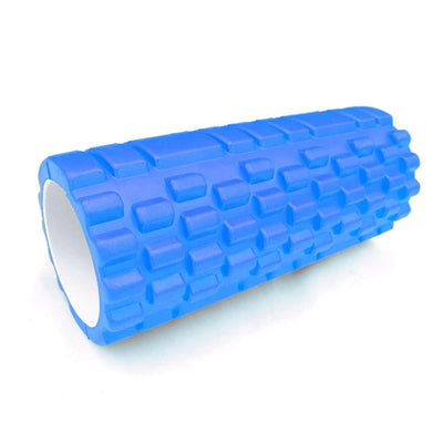 Blue physio foam roller