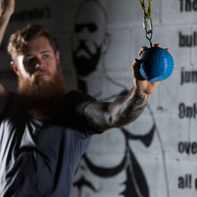 Gravity Grips - Ninja Warrior Grip Strength Training
